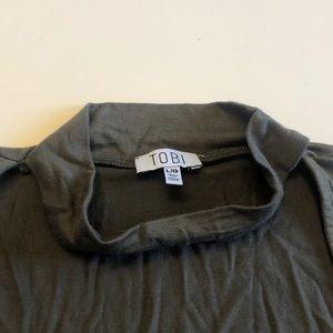 Tobi Tops - Tobi High Collar Tank Top
